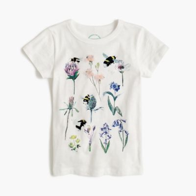 Kids' J.Crew for Buglife™ save the bees T-shirt