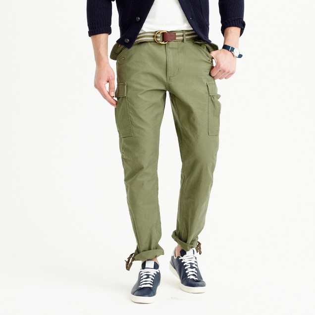 Wallace & Barnes cargo flight pant