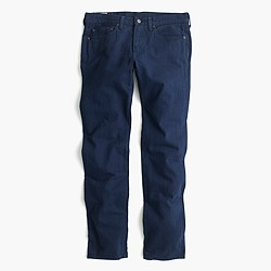484 jean in garment-dyed American denim