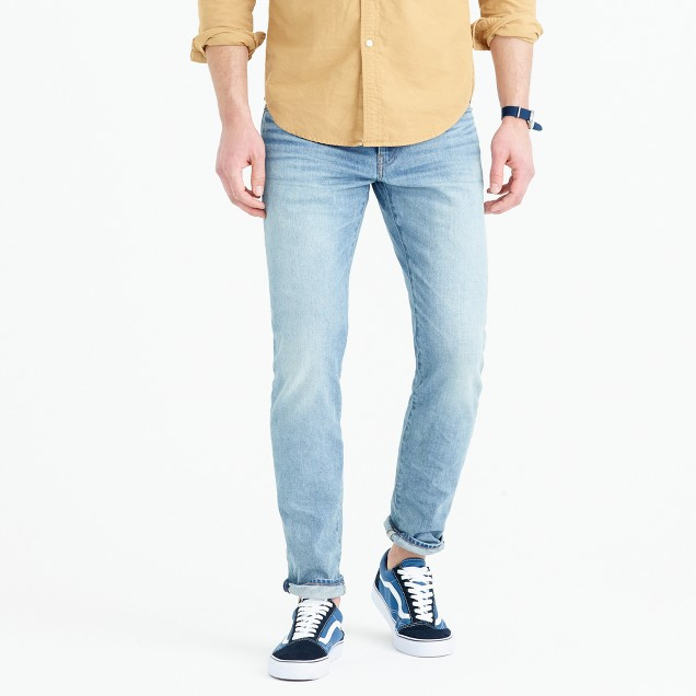 484 stretch jean in Cedar wash