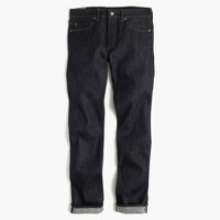 484 slim stretch selvedge jean in raw indigo