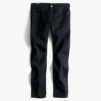 484 stretch jean in black