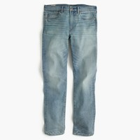 770 straight stretch jean in Cedar wash