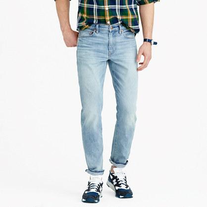 770 straight stretch jean in Cedar wash
