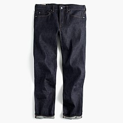 770 stretch selvedge jean in raw indigo