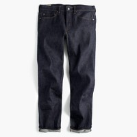 770 straight stretch selvedge jean in raw indigo