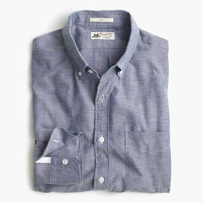 Slim Thomas Mason® for J.Crew shirt in brushed oxford