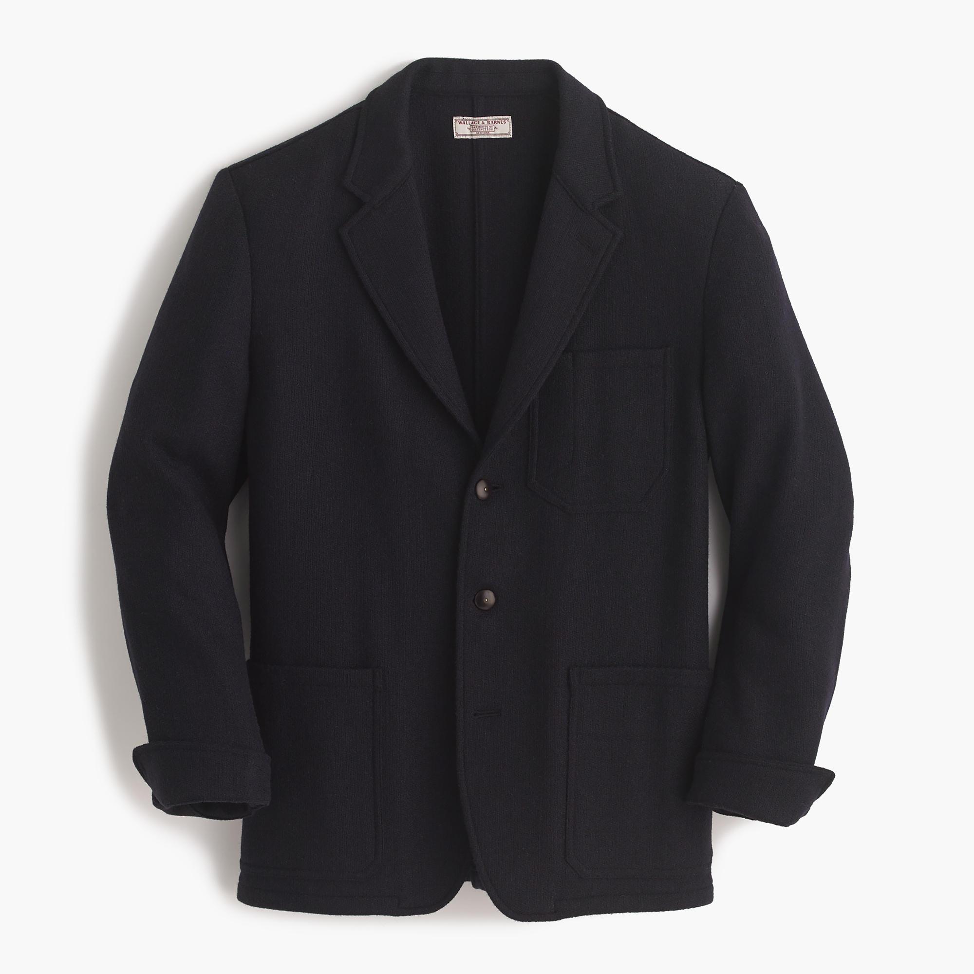 Wallace & Barnes Blazer In English Wool : Men's Blazers