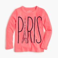 """Girls' """"Paris"""" T-shirt"""