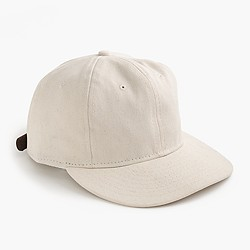 Ebbets Field Flannels® for J.Crew solid ball cap