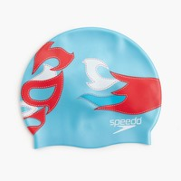 Kids' Speedo® printed swim cap
