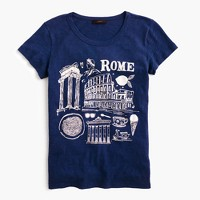 """Rome"" destination art T-shirt"