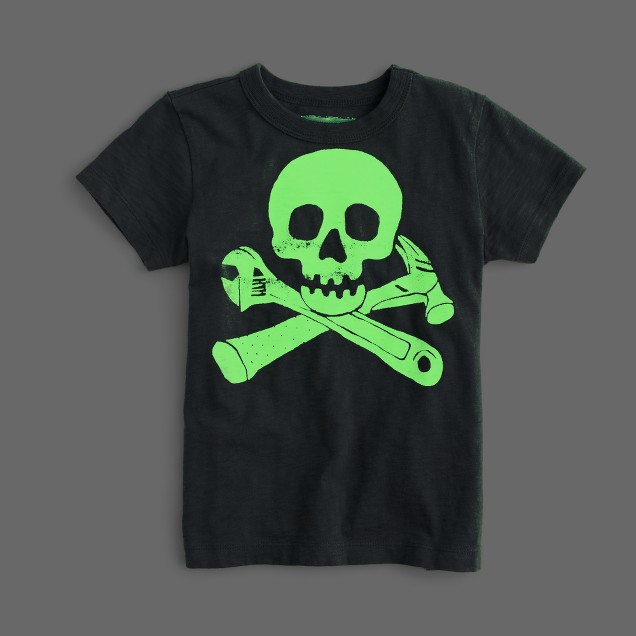 Boys' glow-in-the-dark Mr. Fix It T-shirt