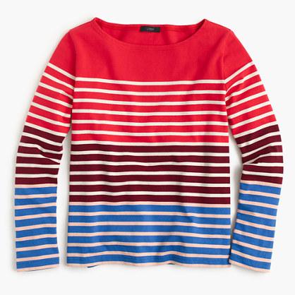 Multistripe T-shirt