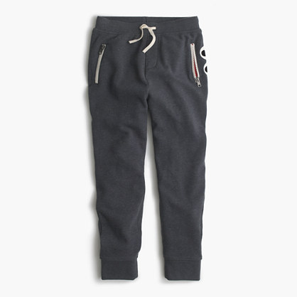 Boys' slim jogger in glow-in-the-dark Max the Monster