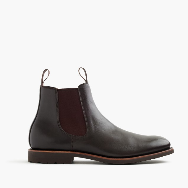 Kenton leather Chelsea boots