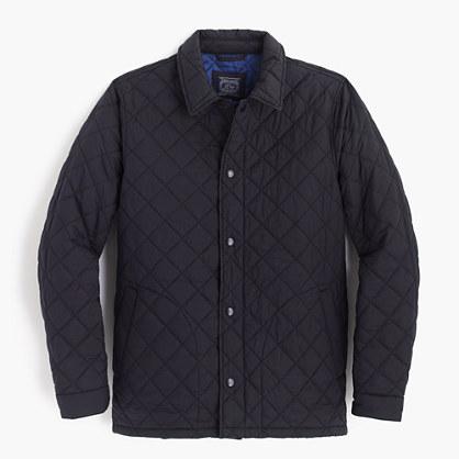 Quilted Primaloft® coach's jacket