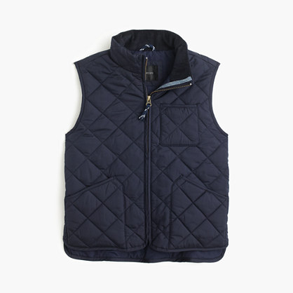 Boys' Sussex quilted vest