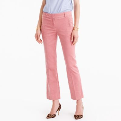 Tall Sammie pant in corduroy : Women pants | J.Crew