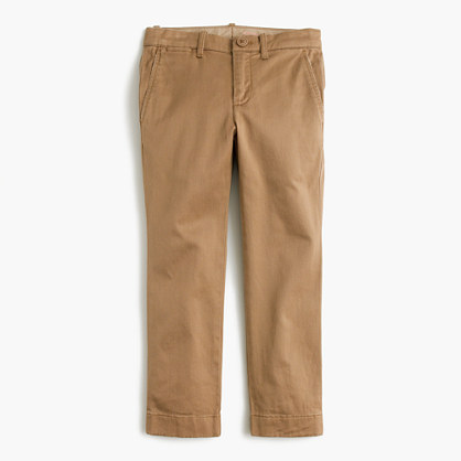 Boys' stretch skinny chino