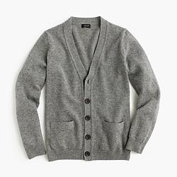 Kids' cashmere cardigan sweater