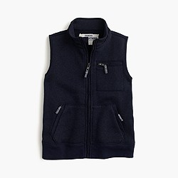 Boys' Summit fleece vest