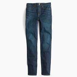 Petite lookout high-rise jean in Japanese denim
