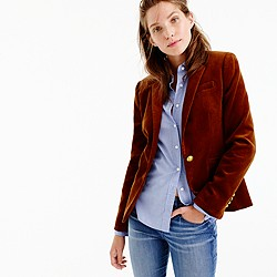 Campbell blazer in corduroy