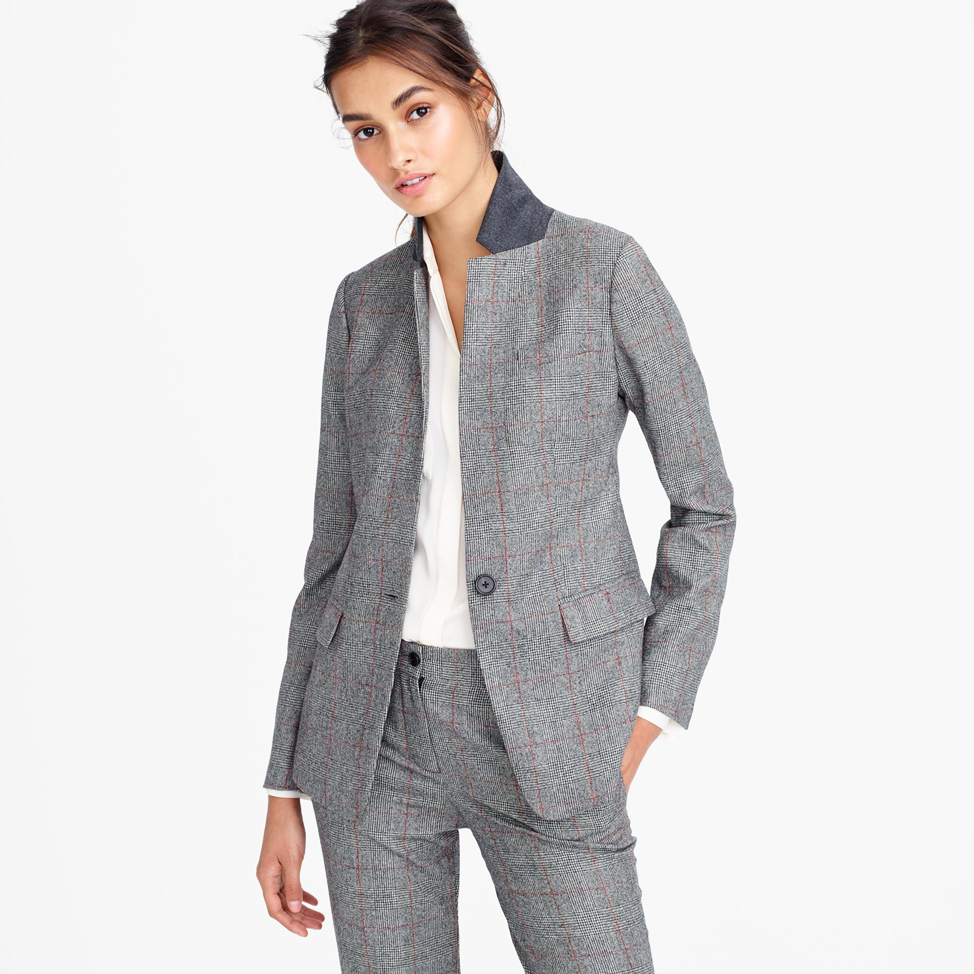 Women's Dress Suits & Wool Suits : Women's Suiting | J.Crew