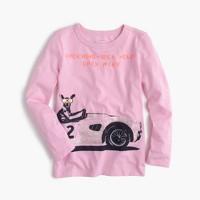 Girls' Chihuahua racing T-shirt
