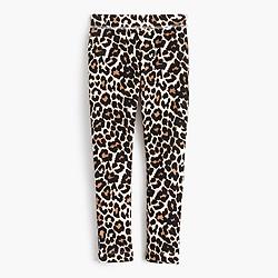 Girls' cozy everyday leggings in leopard