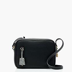 Signet bag in Italian leather