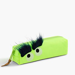 Kids' Max the Monster furry pencil case