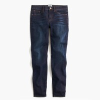 Toothpick jean in Clanton wash