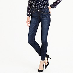 Tall toothpick jean in Clanton wash