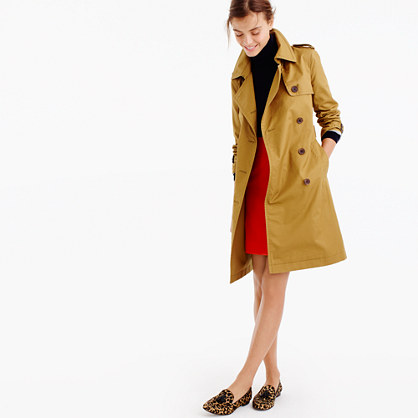 City trench
