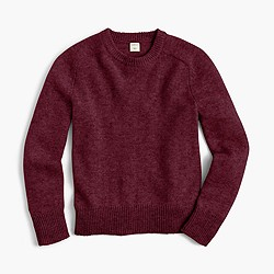 Boys' softspun crewneck sweater