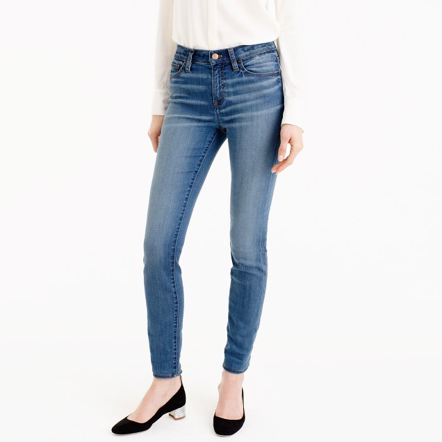 Tall lookout high-rise jean in Chandler wash