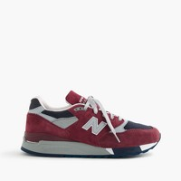 New Balance® for J.Crew 998 port sneakers