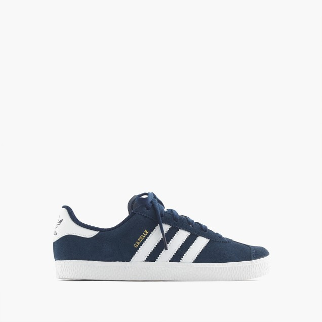 Kids' Adidas® Gazelle® sneakers in larger sizes