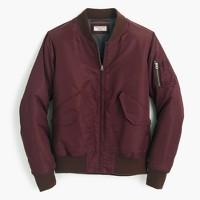 Wallace & Barnes MA-1 Primaloft® bomber jacket