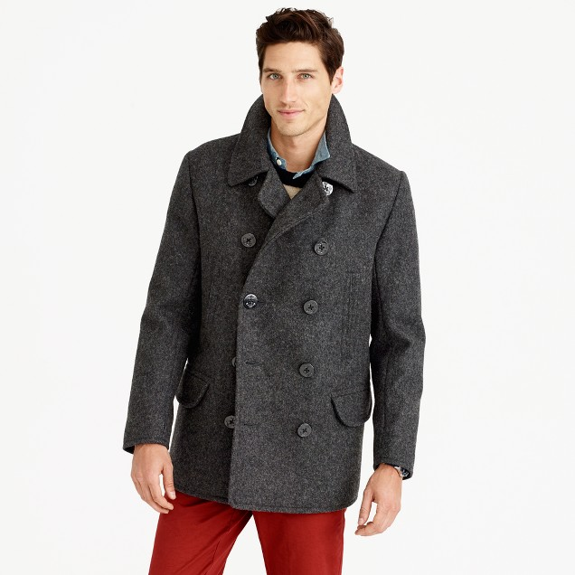 Tall Dock peacoat with Thinsulate®