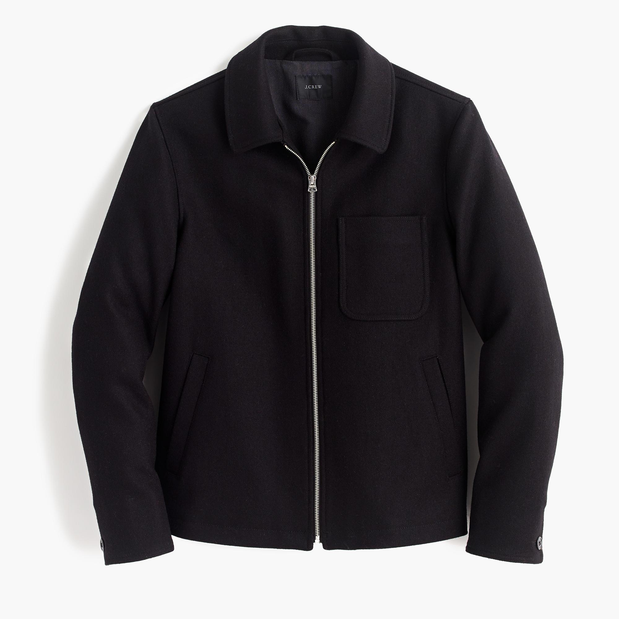 Quad Wool Jacket : Men's Coats & Jackets