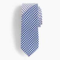 Boys' mash-up cotton tie