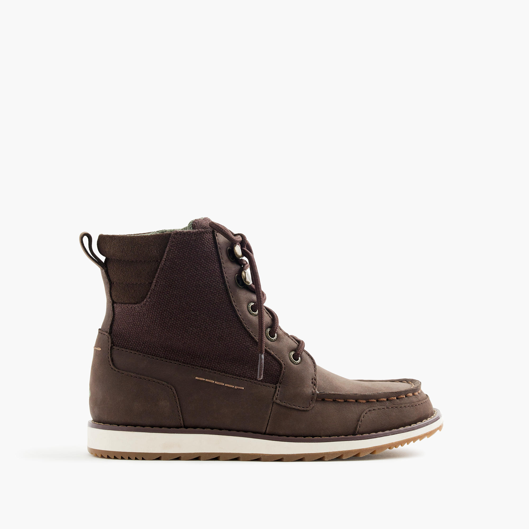 Kid Sperry For Crewcuts Dockyard Boots Boys Boots