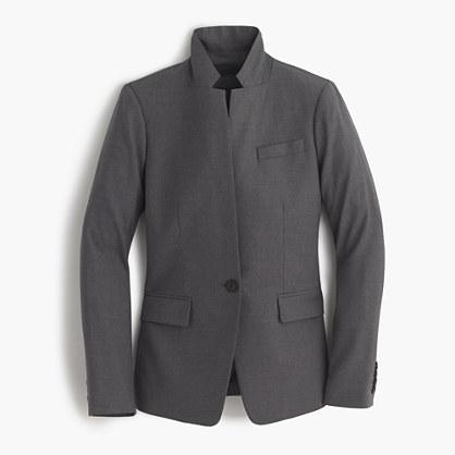 Regent blazer in Super 120s wool