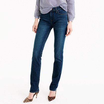Matchstick jean in Hazel wash