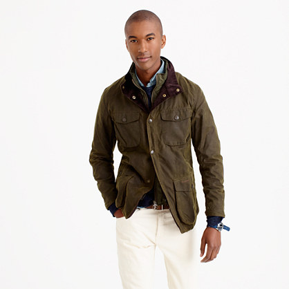 Barbour Ogston Jacket : Mens Coats & Jackets J.Crew