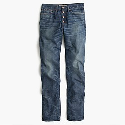 Point Sur Carrie selvedge jean in Grand wash
