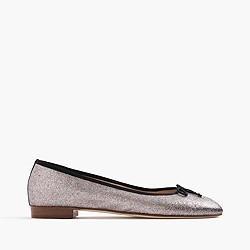 Kiki glitter ballet flats